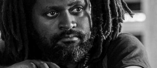 L'artiste Camerounais Yvon Ngassam
