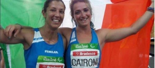 Monica Contraffatto e Martina Caironi