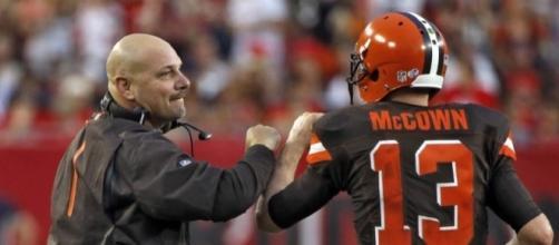 NFL: Browns' Duke Johnson has concussion; Ray Rice on radar? | The ... - sltrib.com