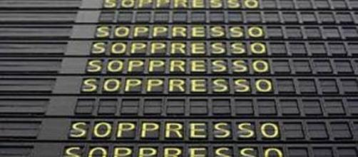 Orari e fasce di garazia per lo sciopero dei treni del 29 e 30 settembre