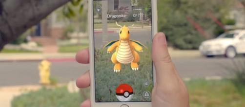 Pokemon GO: Dratini, Dragonair, and Dragonite