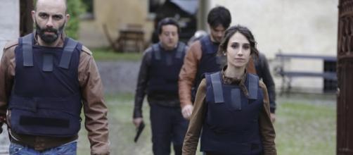 Squadra Antimafia 8 replica seconda puntata