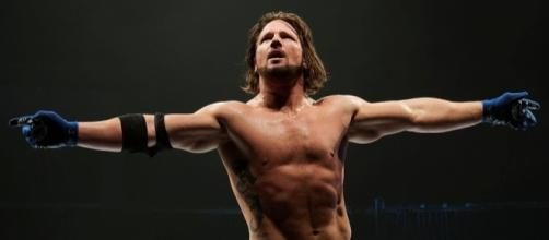 WWE World Champion AJ Styles is another reason why SmackDown is, for many, the better brand. Photo c/o Miguel Discart/Wikimedia Commons.