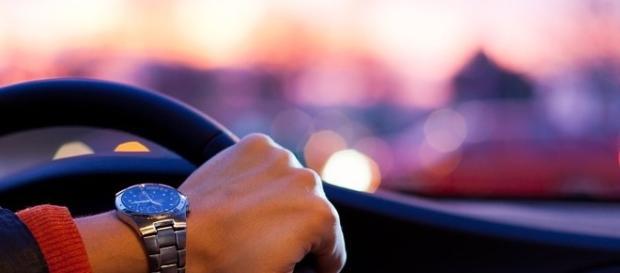 An Uber driver./Photo via creative commons, no attrition, Pixabay.com