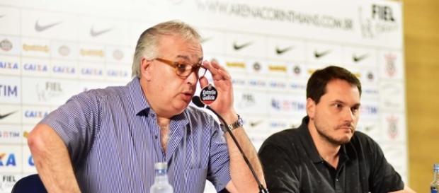 Corinthians deve anunciar novo treinador