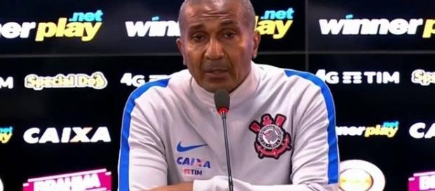 Cristóvão Borges é demitido do Corinthians