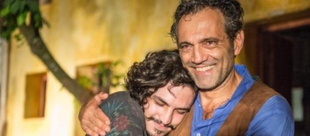 Domingos Montagner morreu no intervalo das gravações