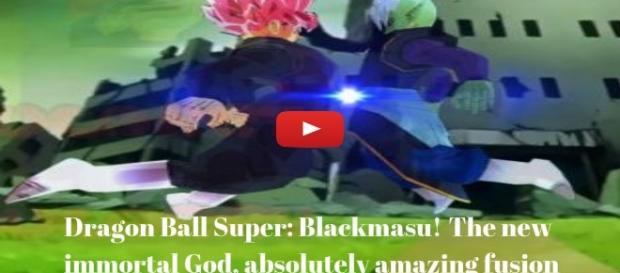 Dragon Ball Super: Blackmasu new immortal God, absolutely amazing. Wikipedia Photos