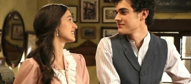 Il Segreto, anticipazioni serale 23-09: Matias innamorato di Prado.