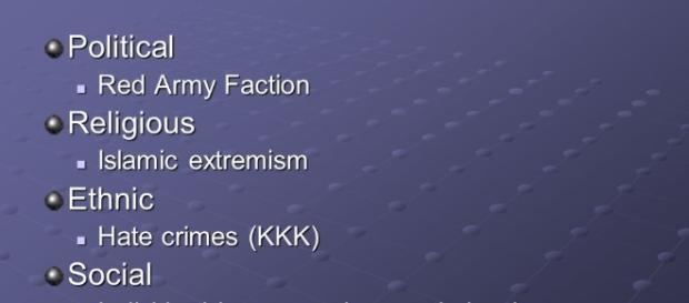 Is Terrorism Ever Justified? Angela Davidson Tara Gracey Allison ... - slideplayer.com