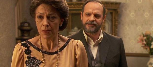 Raimundo comunica la sua intenzione a Francisca