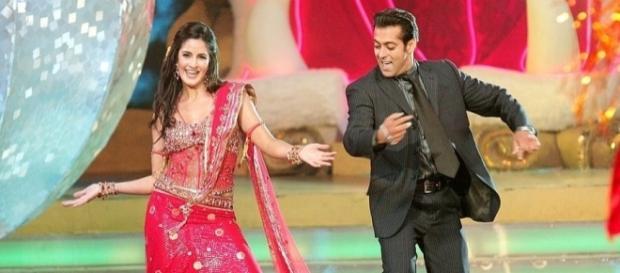 Salman Khan on Katrina Kaif ex's to make chemistry again?Photo: Blasting News Library- Katrina Kaif Online - katrinakaifonline.me