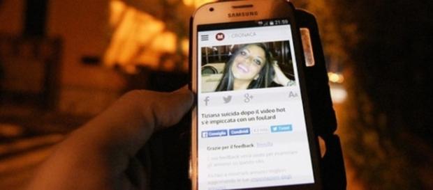 Tiziana Cantone, suicidatasi per la gogna del web