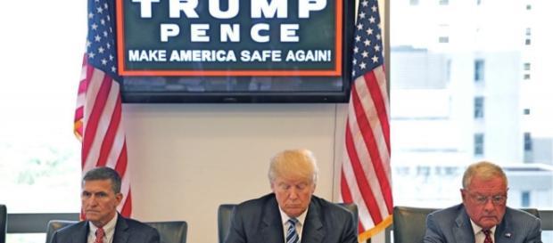 Weary Republican Party hopeful Trump's staff shake-up triggers new ... - pressherald.com