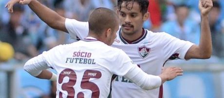 Após vencer o Gr~emio, Fluminsne se prepara para dois confrontos decisivos dinate do Corinthians (Foto: Globoesporte)