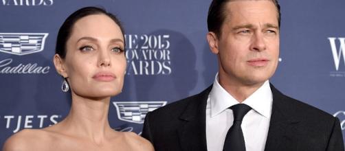 Brad Pitt e Angelina Jolie: depositate le carte per il divorzio