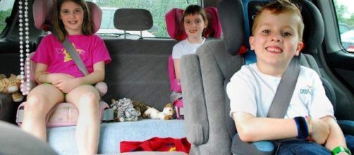 Child restraint laws tighten starting from Jan. 1 - highlandstoday.com