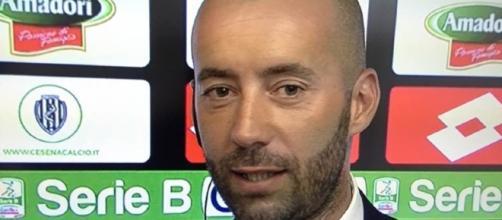 Cristian Bucchi, tecnico del Perugia.