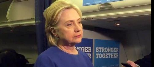 Frail Hillary sparks #ZombieHillary trend, but Twitter fixes that? Photo: Blasting News Library - theamericanmirror.com