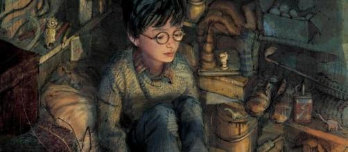 Harry nell'edizione di Harry Potter e la pietra filosofale - melty.it