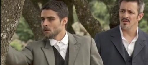 Il Segreto, anticipazioni puntata 1146: Ramiro racconta il suo passato a Alfonso