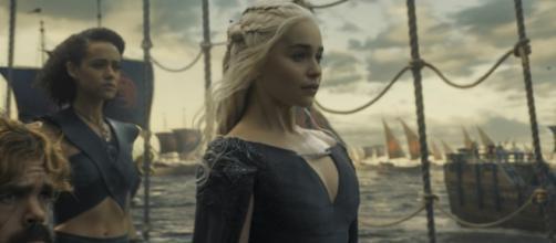 Imagen del final de la sexta temporada de 'Juego de Tronos'/HBO
