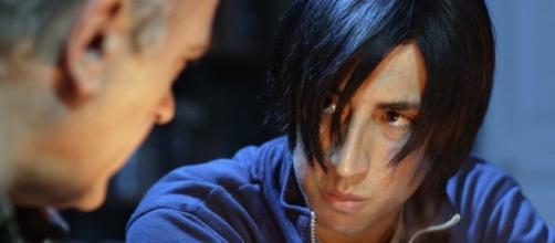 Ivan (Pau Poch) en una escena con Merlí (Francesc Orella) de la primera temporada.