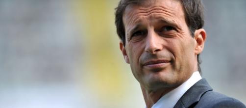 Massimiliano Allegri, allenatore della Juventus dalla stagione 2014/15