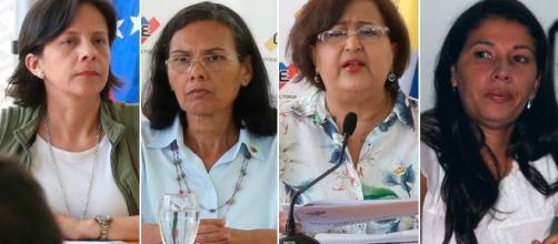 Rectoras Chavistas actúan al margen de la ley