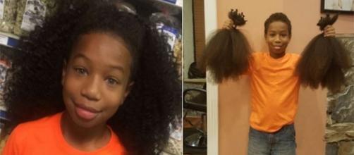Thomas Moore deixou seu cabelo crescer para ajudar crianças com câncer