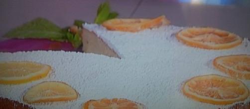 Torta allo yogurt e limone di Natalia Cattelani