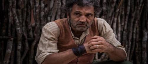 """""""Velho Chico"""" foi a última novela do ator, que ainda está sendo gravada"""