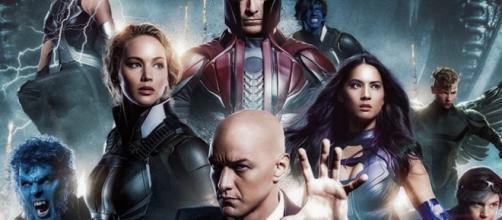 Vídeo con las tomas falsas de X-Men: Apocalypse