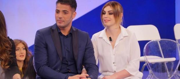 Alessia Cammarota e Aldo Palmeri insieme a Uomini e Donne