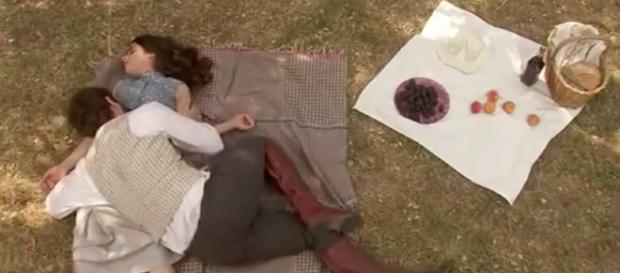 Anticipazioni Il Segreto, video della morte di Ines