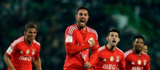 Benfica e Sp. Braga procuram chegar à liderança isolada da Liga NOS
