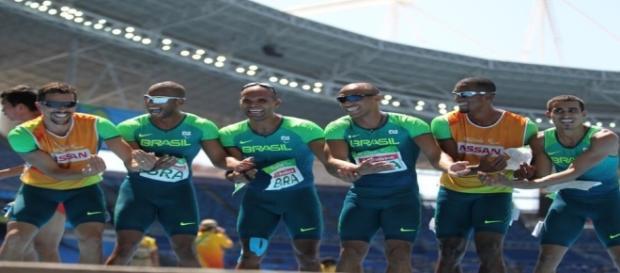 Brasil terminou em 8° lugar no quadro de medalhas