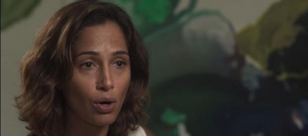 Camila Pitanga: emoção ao relembrar momentos da tragédia que matou Domingos Montagner