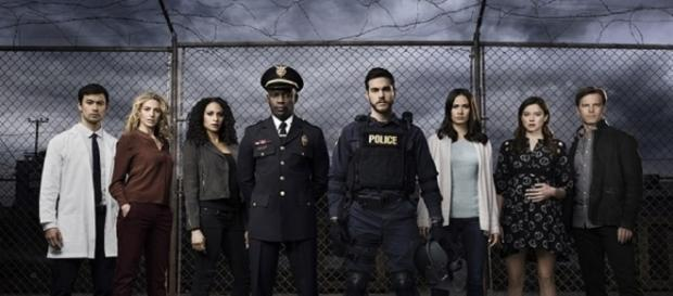 Containment introduces a number of different characters (Credit: Blasting News)