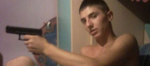 El este Florin Avădanei, tânărul șantajist