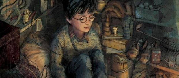 Harry nell'edizione di Harry Potter e la pietra filosofale - melty.it