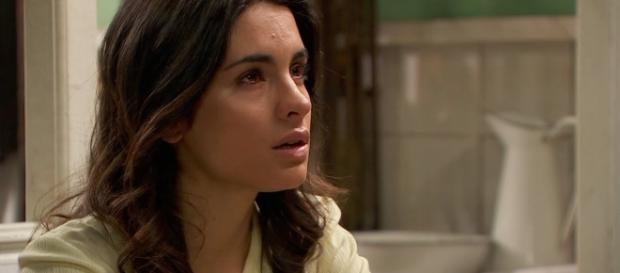 Ines al dispensario di Puente Viejo, ascolta il terribile referto di Lucas.