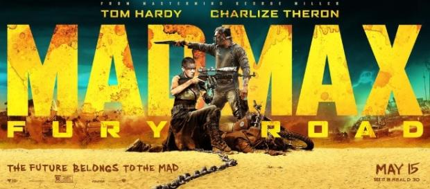L'affiche de Mad Max - Fury Road