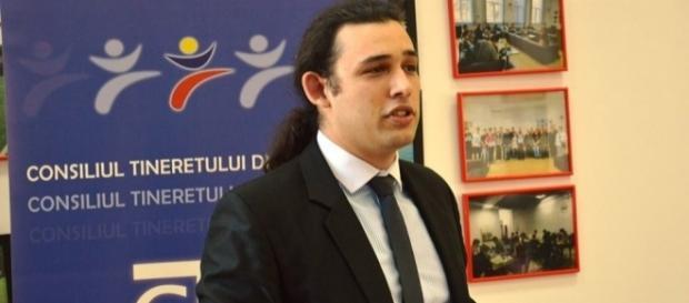 Mihai Dragoș președintele Consiliului Tineretului din România