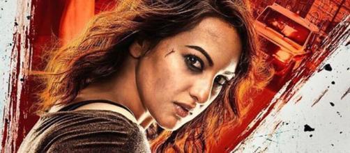 Akira Movie Featuring Sonakshi Sinha First Look Revealed ... - veryfilmi.com
