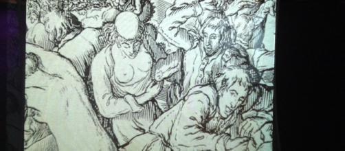 Algunas ilustraciones se han ampliado para demostrar el gran misterio