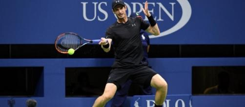 Andy Murray, prossimo avversario di Paolo Lorenzi