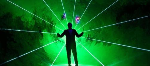 Cientistas criam laser de sangue humano