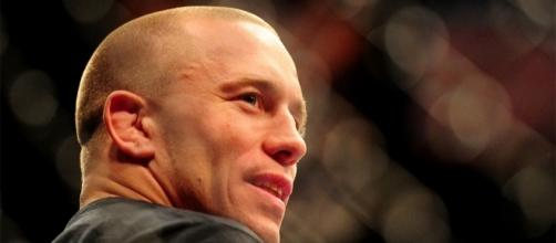 Georges St-Pierre last fought in UFC in November 2013. Photo c/o mmajunkie.com.
