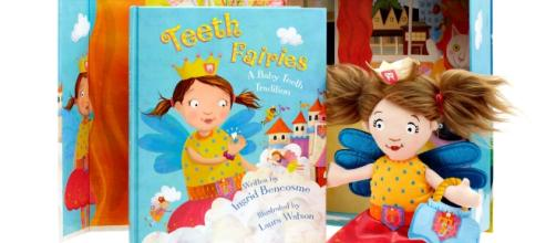 """Ingrid Bencosme is the author of the """"Teeth Fairies"""" book and toy set. / Photo via Ingrid Bencosme, used with permission."""